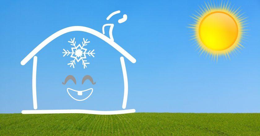 Zalety klimatyzacji mieszkań i sklepów